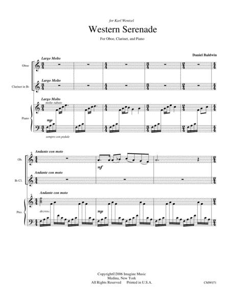 Western Serenade