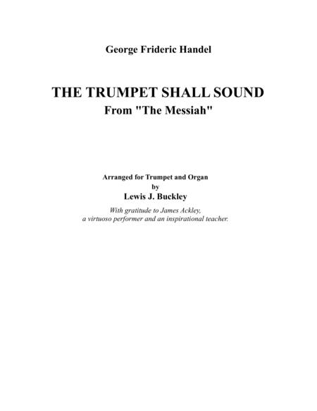 The Trumpet Shall Sound