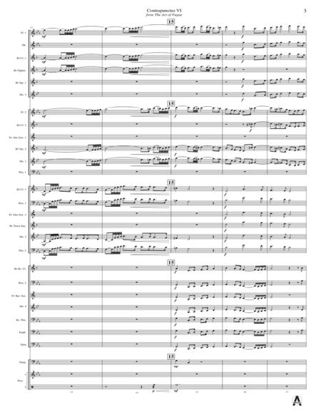 Contrapunctus 6 (study score)