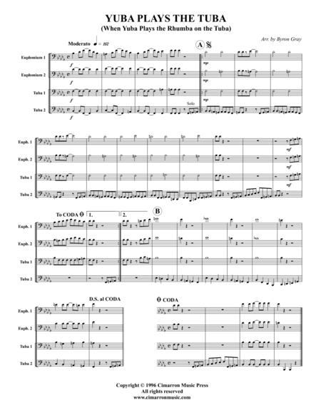 Yuba Play the Tuba