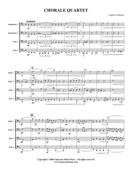 Chorale Quartet