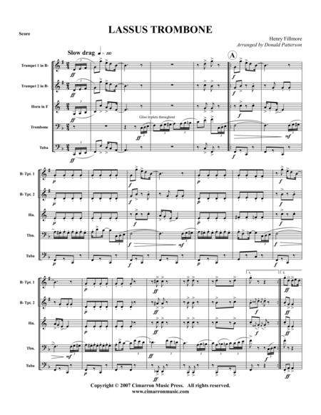 Lassus Trombones