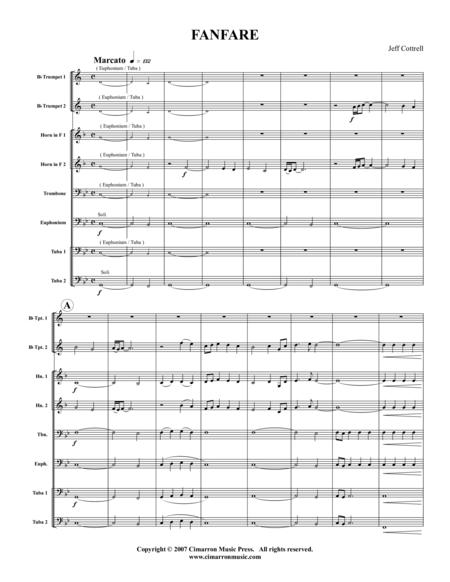 Fanfare for Brass Choir