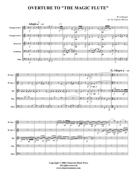Magic Flute Overture