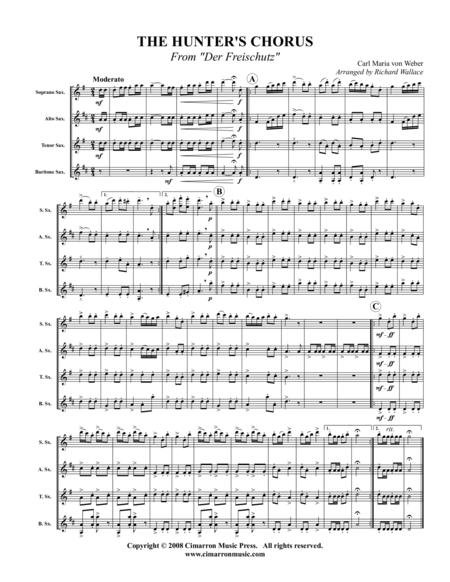 The Hunter's Chorus