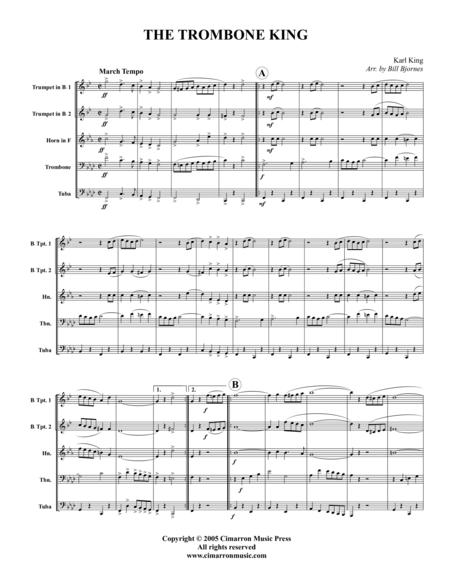 Trombone King