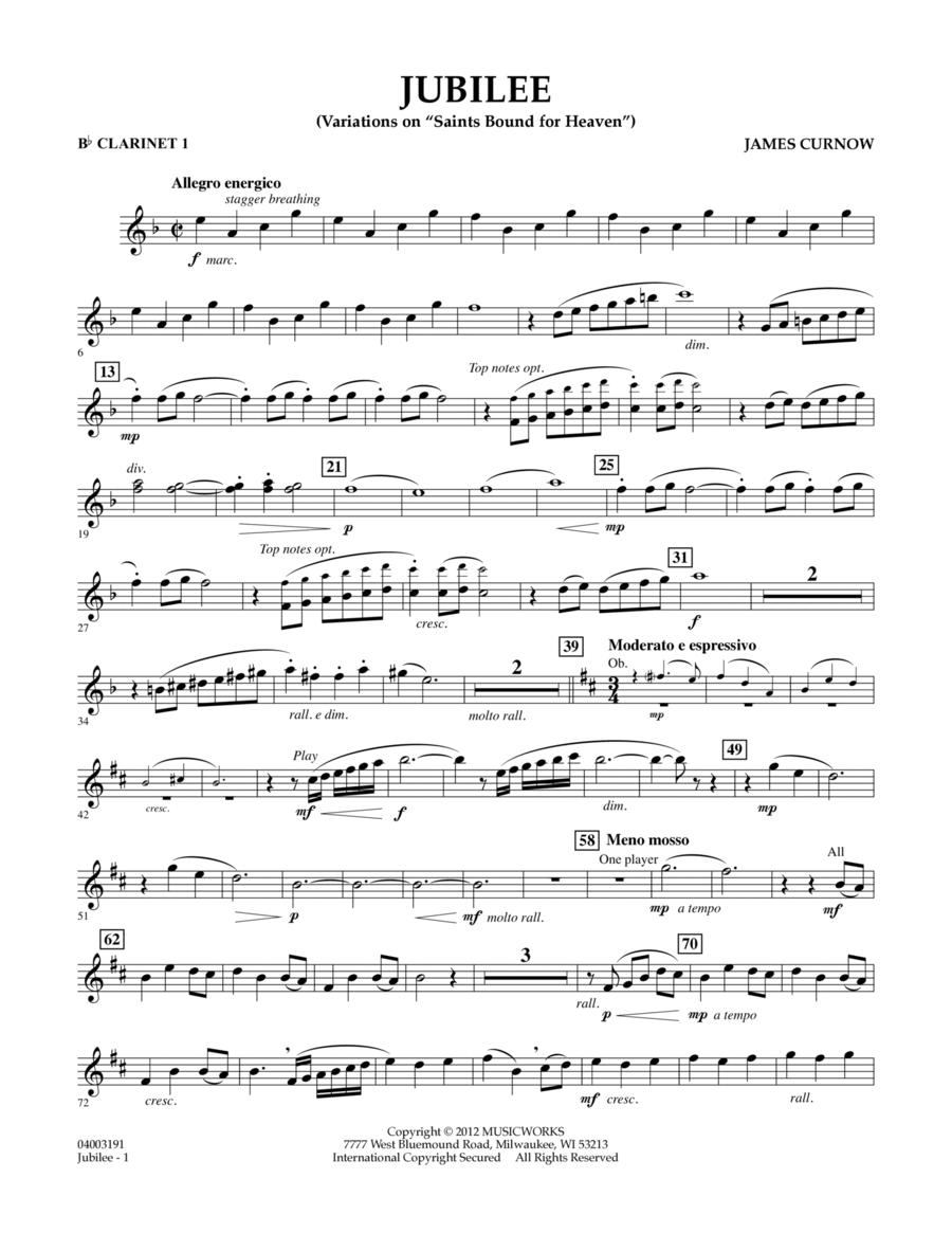 Jubilee (Variations On