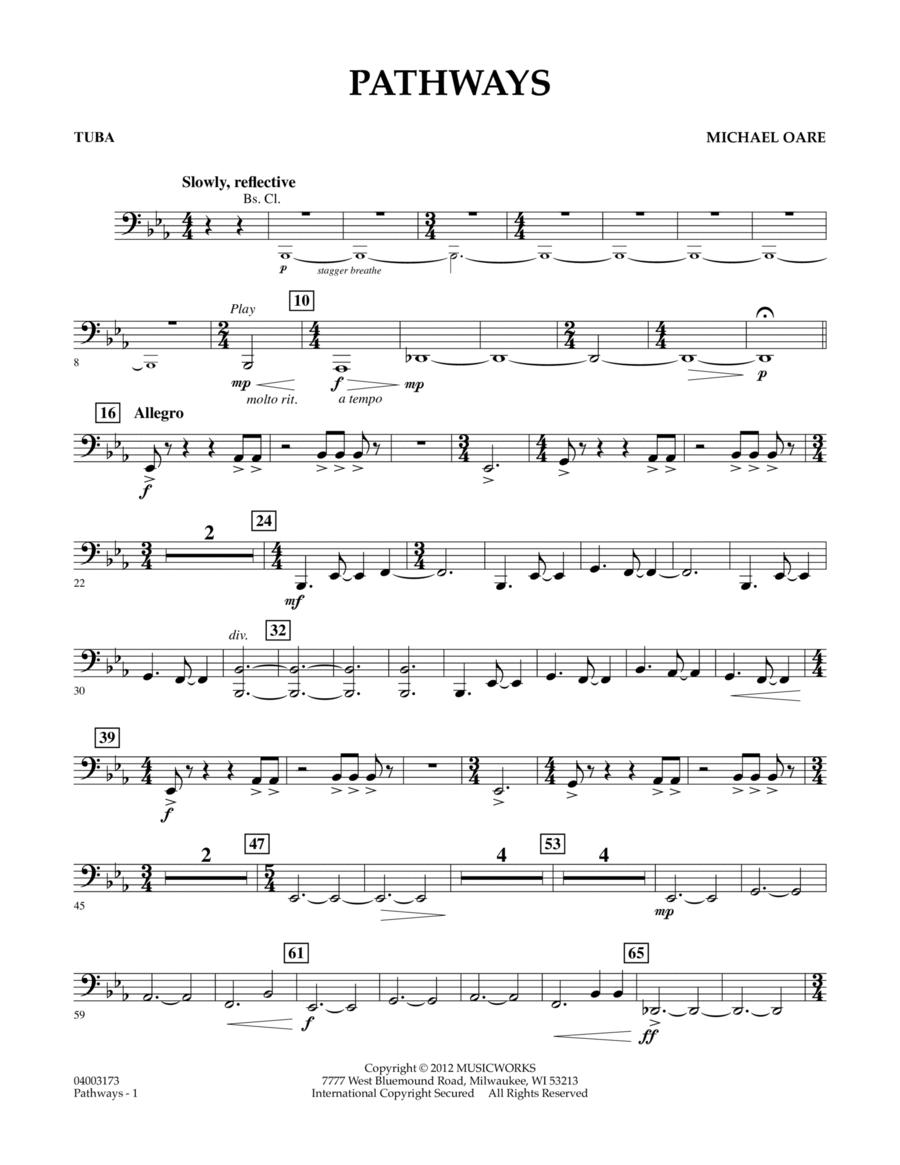 Pathways - Tuba