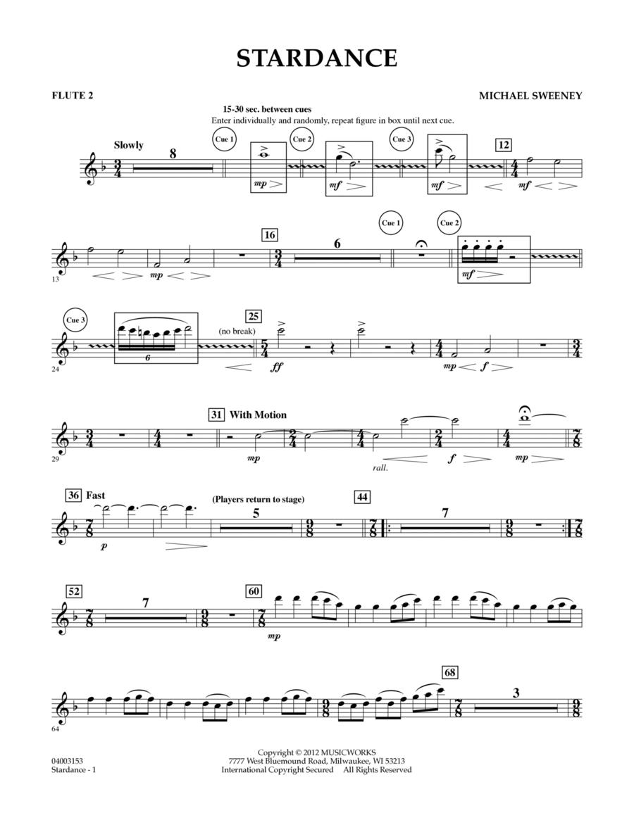 Stardance - Flute 2