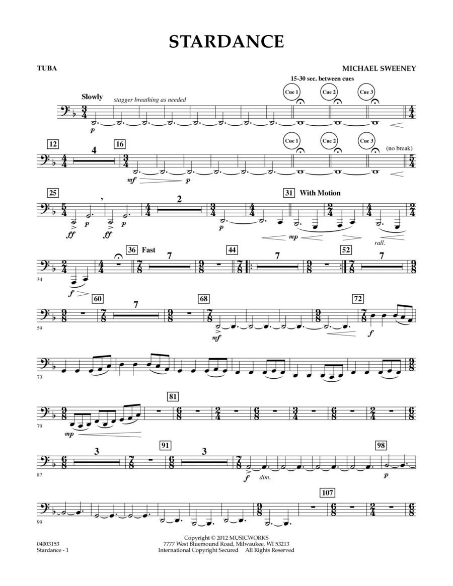 Stardance - Tuba