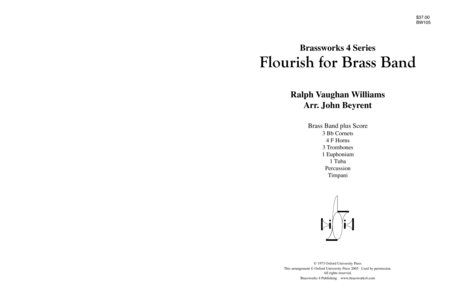Flourish for Brass Band