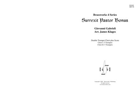 Surrexit Pastor Bonus