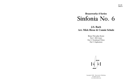 Sinfonia No. 6