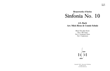 Sinfonia No.10
