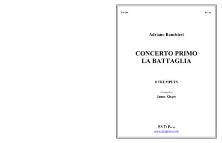 Concerto primo La Battaglia