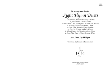 8 Hymn Duets