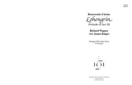 Lohengrin - Prelude to Act III