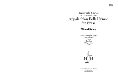 Appalachian Folk Hymns for Brass