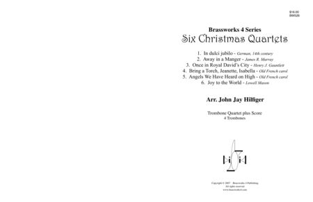6 Christmas Quartets