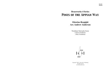 Pines of the Appian Way