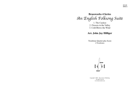 An English Folksong Suite