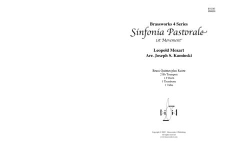Sinfonia Pastorale, Mvt 1