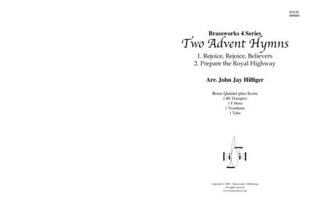 2 Advent Hymns