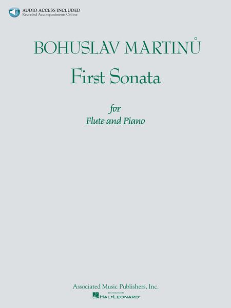 Bohuslav Martinu - First Sonata for Flute and Piano