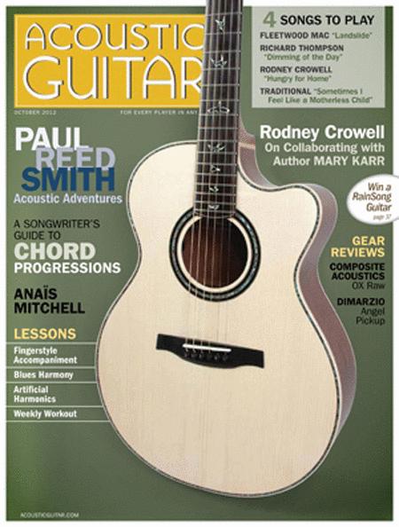 Acoustic Guitar Magazine - October 2012