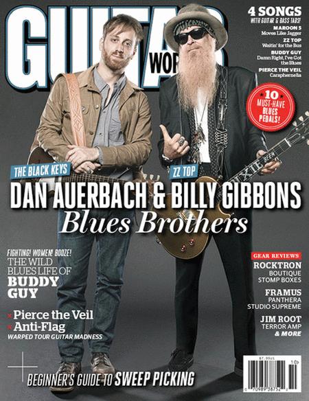 Guitar World Magazine - October 2012