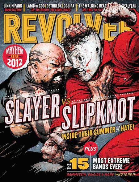 Revolver Magazine - July/August 2012