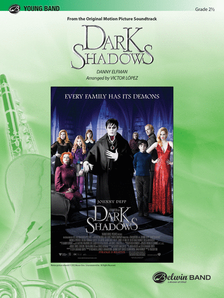 Dark Shadows (from the Original Motion Picture Soundtrack)