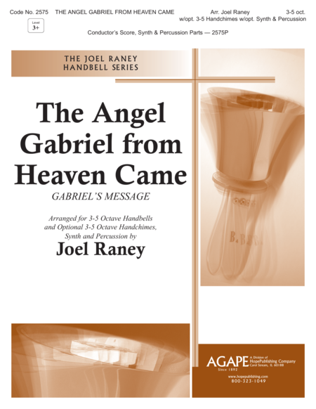 The Angel Gabriel From Heaven Came (Gabriel's Message)