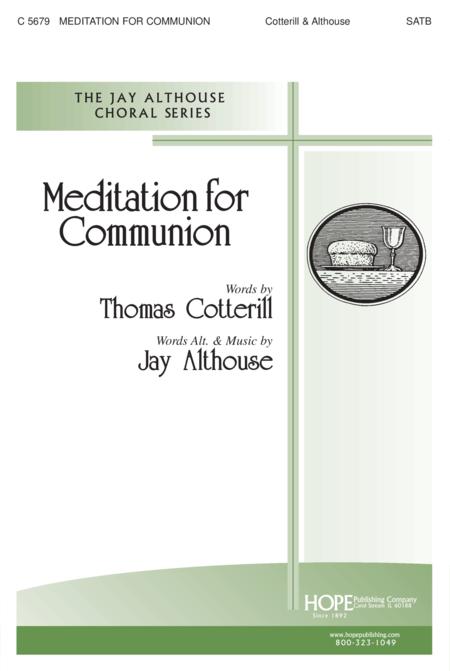 Meditation For Communion