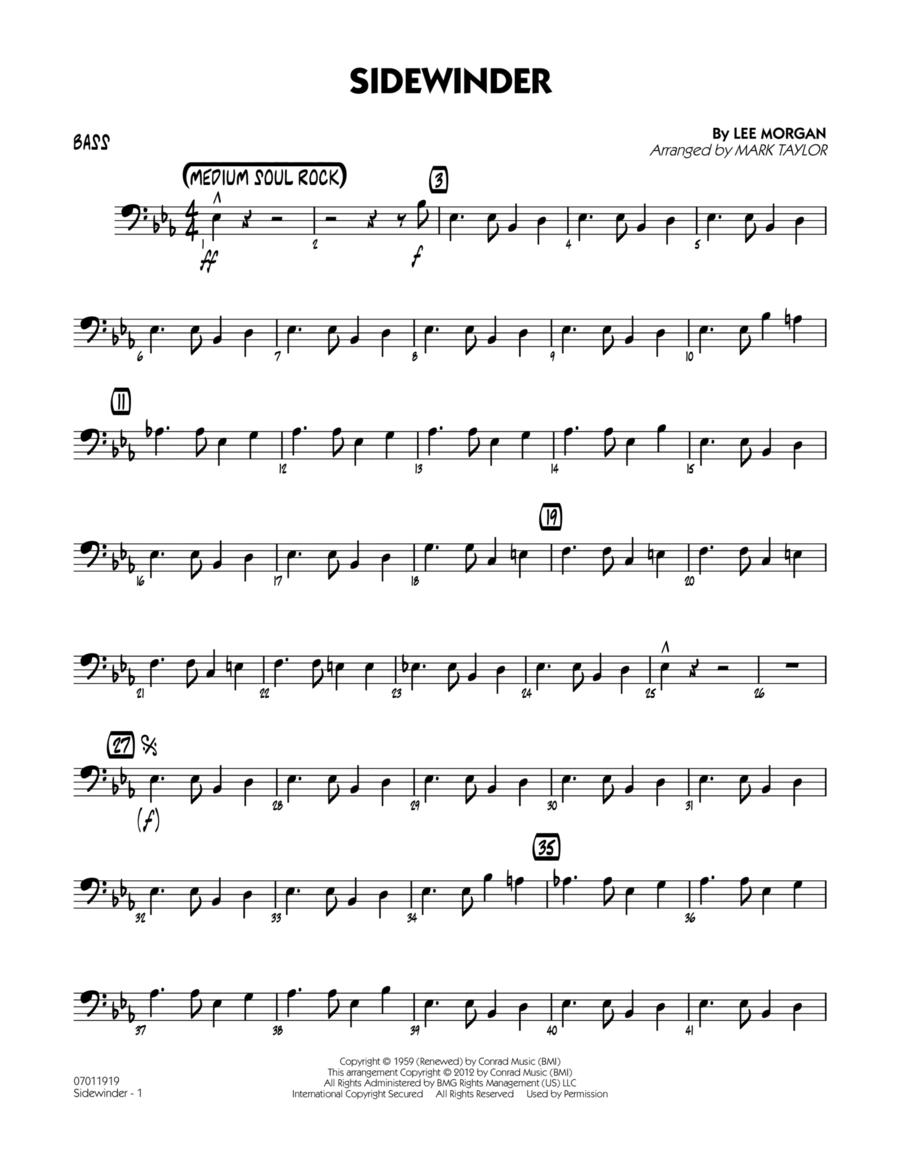 Sidewinder - Bass