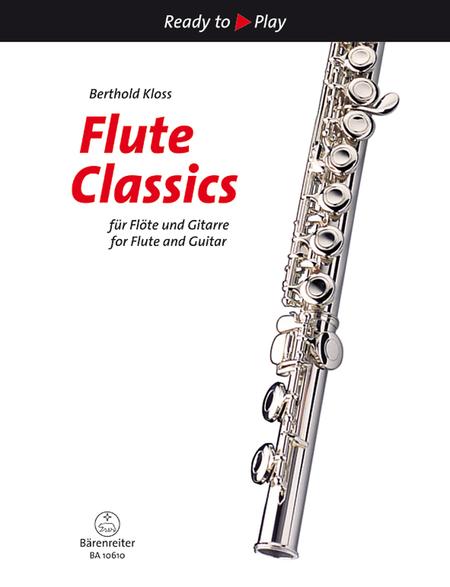 Flute Classics for Flute and Guitar