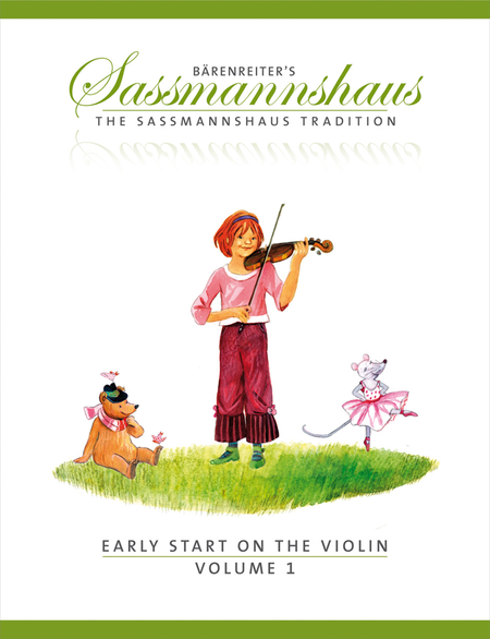 Early Start on the Violin, Volume 1