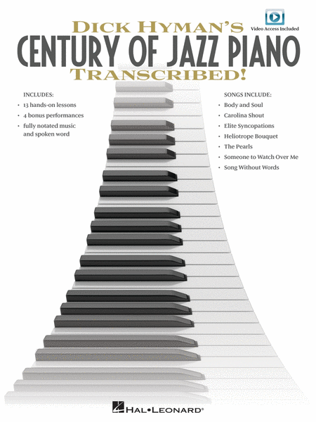Dick Hyman's Century of Jazz Piano - Transcribed!