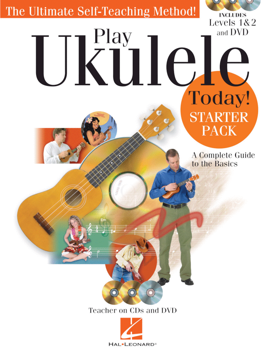 Play Ukulele Today! - Starter Pack