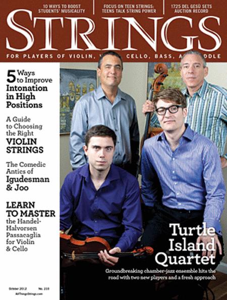 Strings Magazine - October 2010