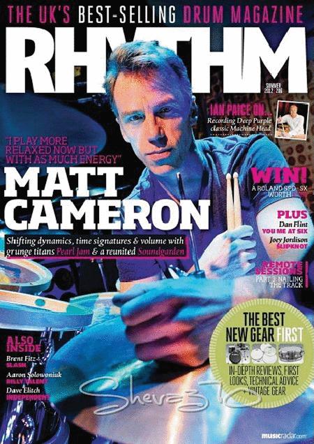 Rhythm Magazine - Summer 2012 Special Issue