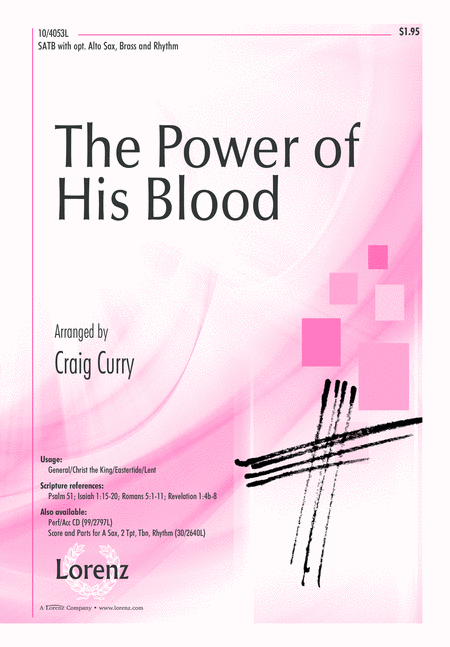 The Power of His Blood