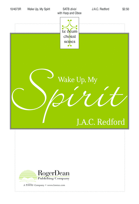 Wake Up, My Spirit