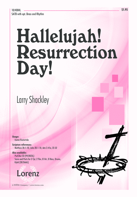 Hallelujah! Resurrection Day!