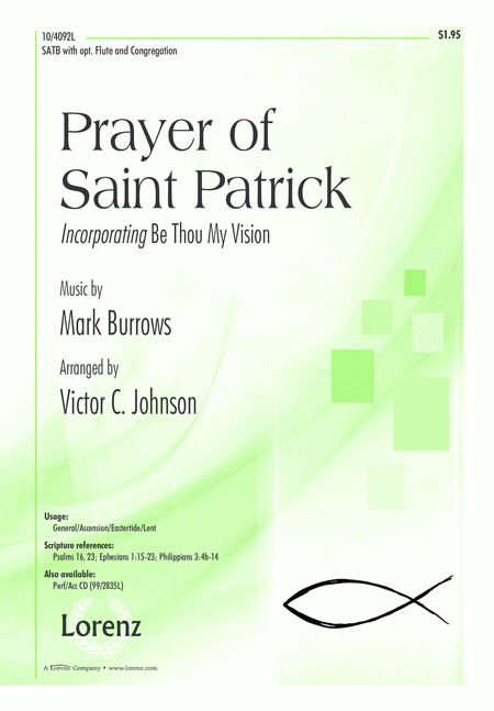 Prayer of Saint Patrick