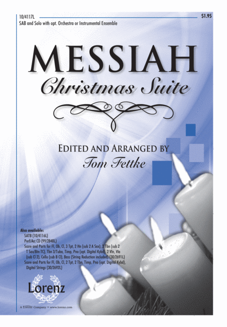 Messiah Christmas Suite