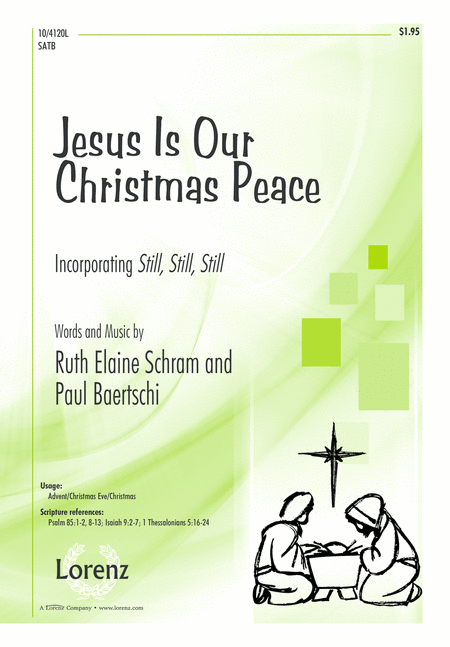 Jesus Is Our Christmas Peace