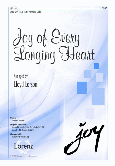 Joy of Every Longing Heart