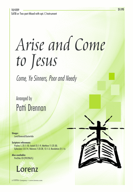 Arise and Come to Jesus
