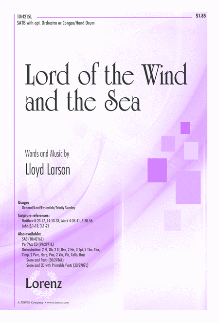 Lord of the Wind and the Sea